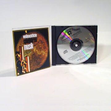 Karácsonyi CD  válogatás mechanikus gépzenékből, a Nürnbergi Zenemúzeum anyagából