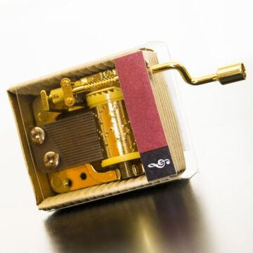 Doktor Zsivágó - beépíthető zeneszerkezet