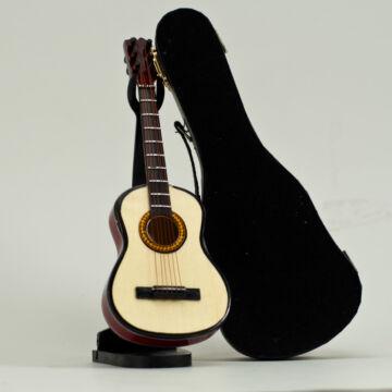 GITÁR - zenélő ajándéktárgy
