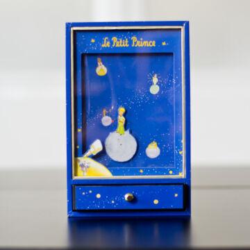 Kis Herceg bolygóközi utazása - mágneses zenélő ajándéktárgy