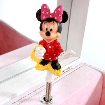 Minnie Egér zenélő ékszerdoboz