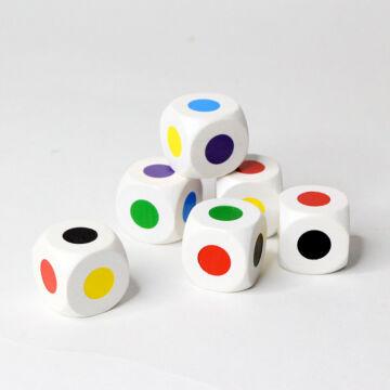 DOBÓKOCKA színekkel 25mm