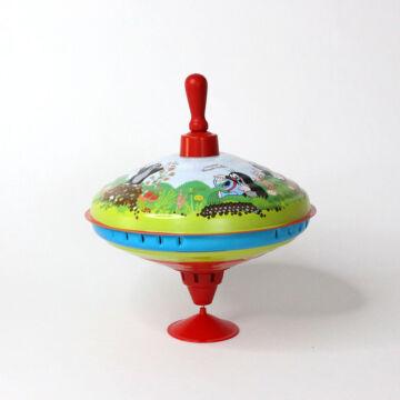 Spinning top with Krtek