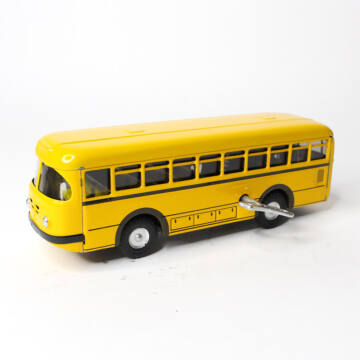 BUSSING BUS 1959