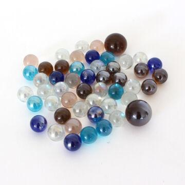 Marbles set Pearl - 50 pcs